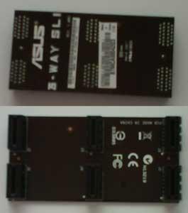 3 way / 2 way nVidia SLi Bridge SLI Connector