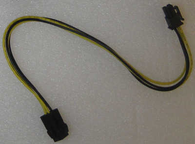 CPU EPS 4 Pin Extension Power Cable from PSU to Motherboard