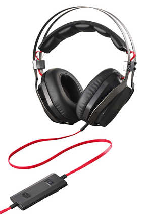 Coolermaster CM MasterPulse Pro 7.1 with Bass FX Gaming Headset with Microphone