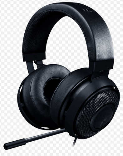 Razer Kraken Pro V2 Gaming Black Headset with Microphone
