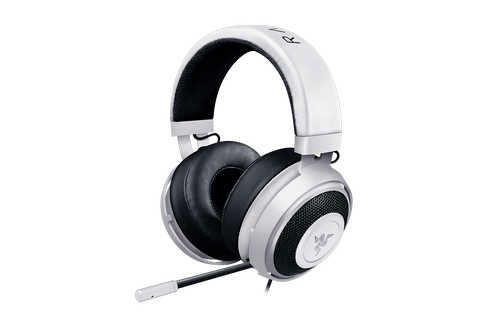 Razer Kraken Pro V2 Gaming White Headset with Microphone