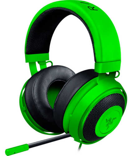 Razer Kraken Pro V2 Gaming Green Headset with Microphone