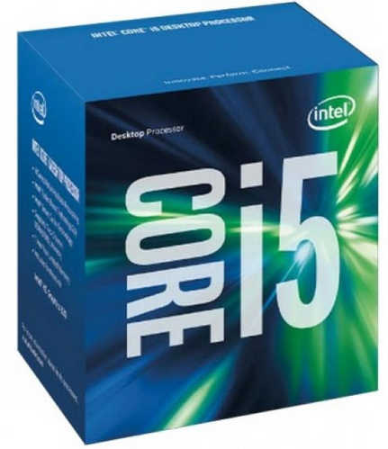 Intel 7th Generation Kabylake BX80677I57500 i5 7500 3.40GHz up to 3.80GHz 6MB Cache LGA1151 CPU