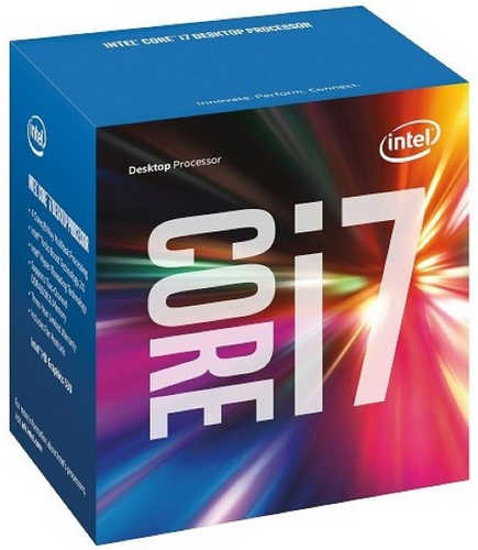 Intel 7th Generation Kabylake BX80677I77700K i7 7700K 4.20GHz up to 4.50GHz 8MB Cache LGA1151 CPU (no CPU Cooler)