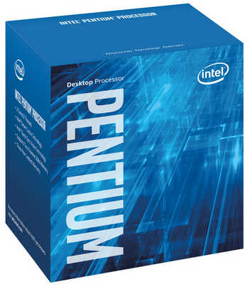 Intel 7th Generation Kabylake Pentium BX80677G4560 G4560 3.5GHz 3MB Cache LGA1151 CPU