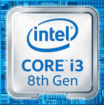 Intel 8th Generation Coffee Lake BX80684I38100 i3 8100 3.6GHz 6MB Cache LGA1151 CPU