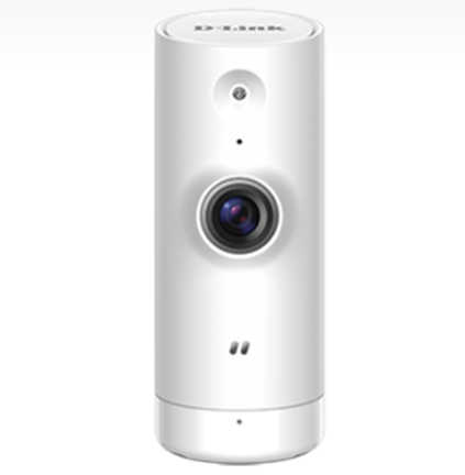 D-Link DCS-8000LH HD 180 Degree Wi-Fi Network Surveillance Camera