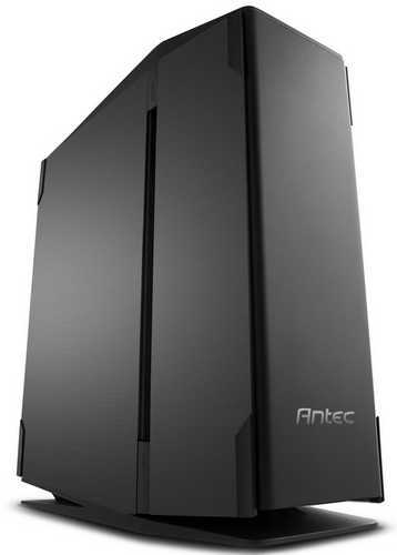Antec Signature S10 Three Chamber Design Black with Brushed Aluminum Panel Super Ultra Tower
