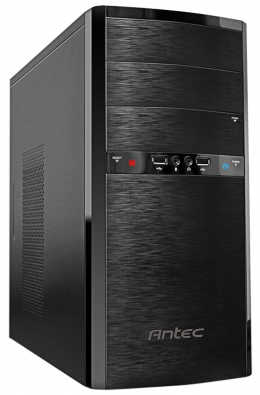 Antec ASK3450B USB3.0 Micro/Mini-ITX Tower Case with 450W PSU