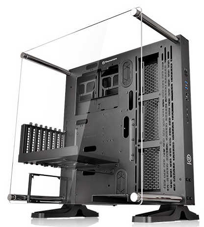Thermaltake Core P3 Open Frame ATX Wall-Mount PC