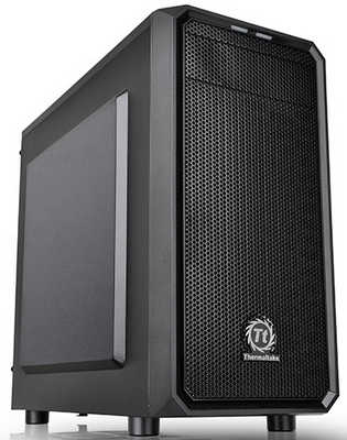 Thermaltake Versa H15 USB 3.0 Micro ATX Tower Case with 450W PSU