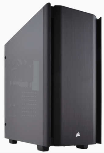Corsair Obsidian Series 500D Premium Mid-Tower Case with Side Window Panel
