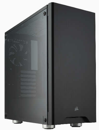 Corsair Carbide Series 275R Mid-Tower Gaming Case Black with Side Window Panel
