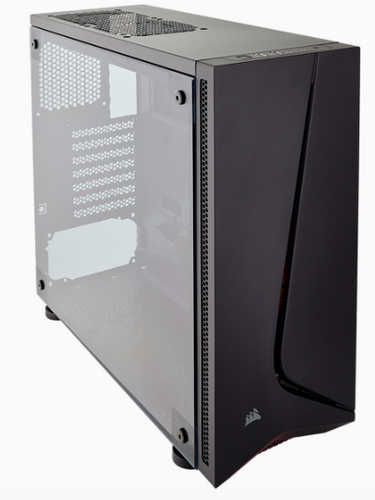 Corsair Carbide Series SPEC-05 Mid-Tower Gaming Case with Side Window Panel