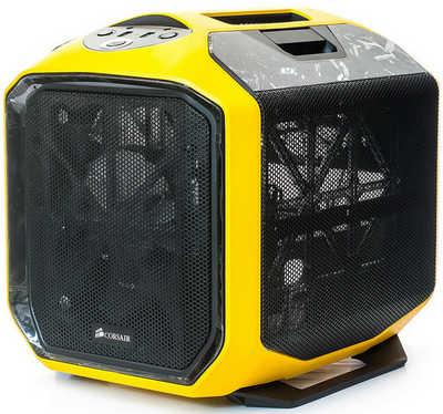 Corsair Graphite 380T Yellow Mini-ITX Case