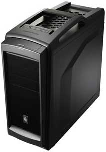 Coolermaster Scout 2 Black Tower Case
