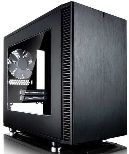 Fractal Design Define Nano S Mini ITX Case with Side Window