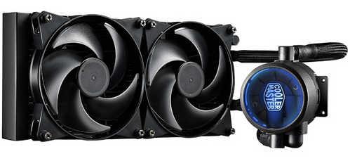 Coolermaster Masterliquid Pro 280 Universal Socket CPU Cooler