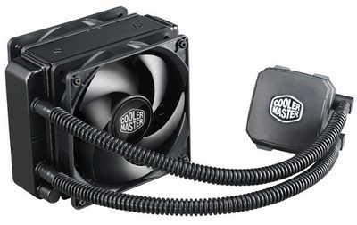 Coolermaster Nepton 120XL Liquid Cooler Universal Socket CPU Cooler