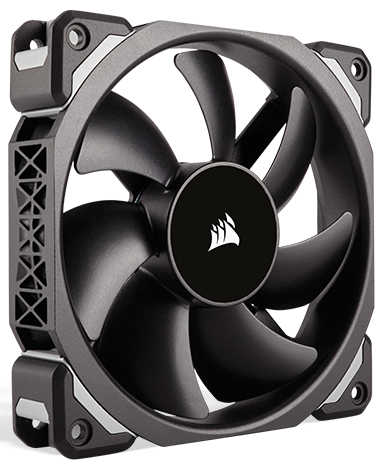 120mm 12cm Corsair ML120 PRO PWM Premium Magnetic Levitation Fan