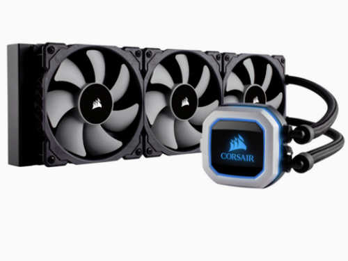 Corsair Hydro Series H150i PRO RGB 360mm Liquid Universal Socket CPU Cooler