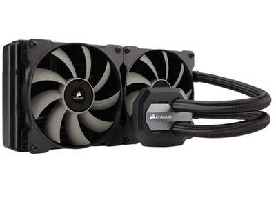 Corsair Hydro Series H115i GTX 280mm Extreme Performance Liquid Universal Socket CPU Cooler