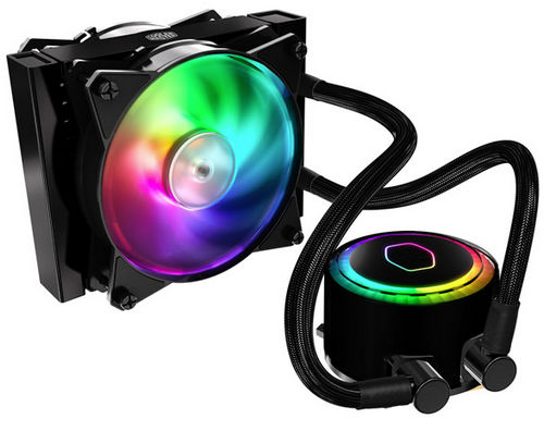 Coolermaster MasterLiquid ML120R Universal Socket Liquid CPU Cooler