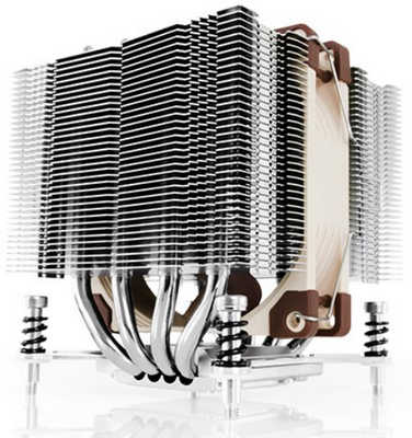 Noctua NH-D9DX-i43U Intel Xeon Sockets LGA2011-3/LGA2011/1366/1356 CPU Cooler