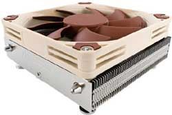 Noctua NH-L9a-AM4 AMD AM4 Socket CPU Cooler