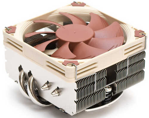 Noctua NH-L9x65-SE-AM4 AMD Socket AM4 Lower Profile CPU Cooler