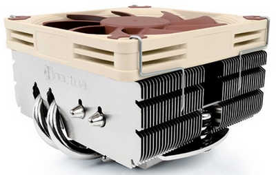 Noctua NH-L9x65 Lower Profile Universal Socket CPU Cooler
