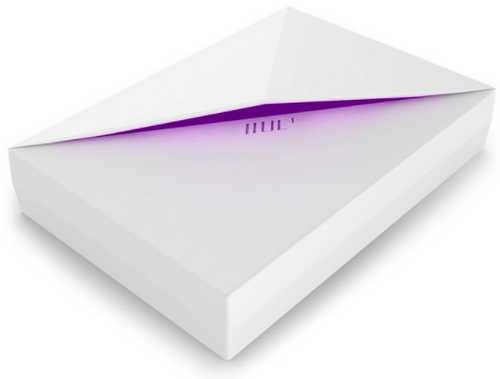 NZXT HUE+ White Purple Advanced PC CAM-powered RGB Lighting Controllers