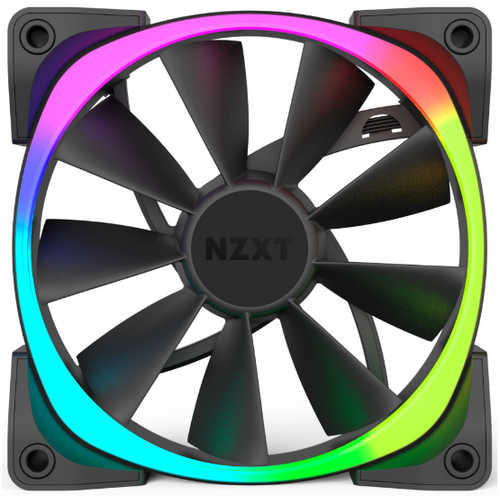 140mm 14cm NZXT Aer RGB LED Case Fan