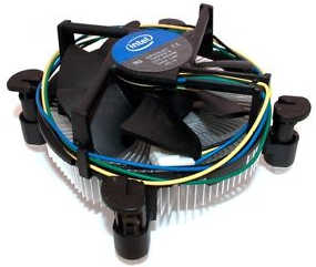 Intel Socket i3/i5/i7 LGA115X, 1150/1151/1155/1156 Heatsink Fan CPU Cooler OEM <!--CL-->