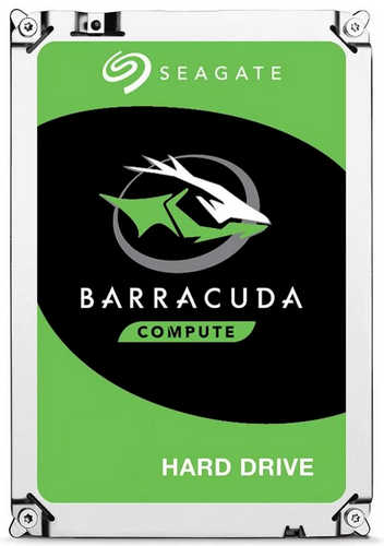 6TB 6000GB Seagate ST6000DM003 BarraCuda HDD SATA III 5400RPM 256MB Cache