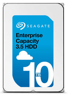 10TB 10000GB Seagate ST10000NM0016 Enterprise (Helium) V6 512e SATA Hyperscale