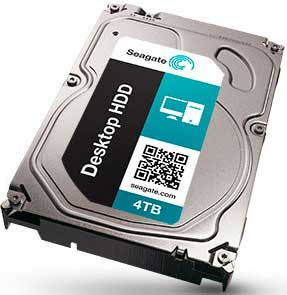 2TB 2000GB Seagate Barracuda ST2000DM001 SATA III 6.0Gb/s 7200RPM 64MB Cache
