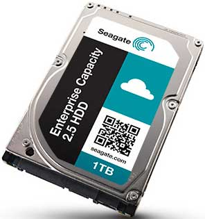 "2.5"" 1TB 1000GB Seagate Constellation 2 ST91000640NS SATA III 6.0Gb/s 7200RPM 64MB Cache"