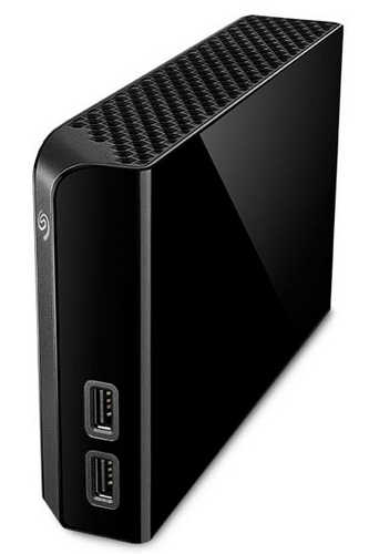 "External 3.5"" 6TB 6000GB Seagate STEL6000300 Backup Plus Desktop Hub USB3.0 Desktop Drive"