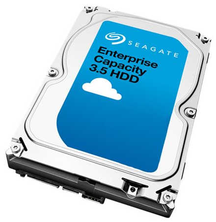 1TB 1000GB Seagate ST1000NM0008 Enterprise Capacity SATA III 6.0Gb/s 7200RPM 128MB Cache