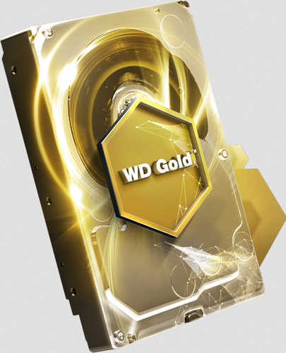 10TB 10000GB Western Digital WD Gold WD101KRYZ Enterprise SATA III 6.0Gb/s 7200RPM 256MB Cache