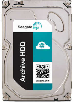 5TB 5000GB Seagate ST5000AS0011 Archive HDD SATA III 6.0Gb/s 7200RPM 128MB Cache