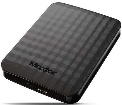 "External 2.5"" 2TB 2000GB Seagate Maxtor M3 Portable External Hard Drive"