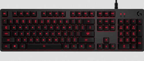 Logitech G413 Black Mechanical Backlit Gaming Keyboard