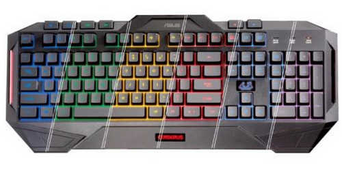 Asus Cerberus Keyboard MKII Gaming Keyboard