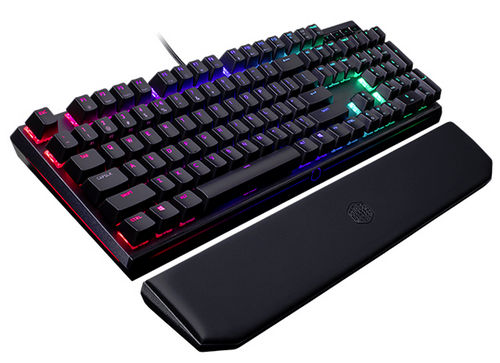 Coolermaster Masterkeys MK750 Blue Switch Mechanical Gaming Keyboard