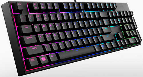 Coolermaster Masterkeys Lite L RGB Keyboard