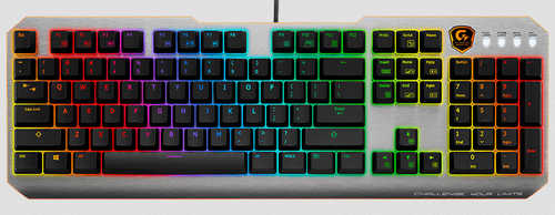 Gigabyte XK700 Xtreme Gaming Keyboard