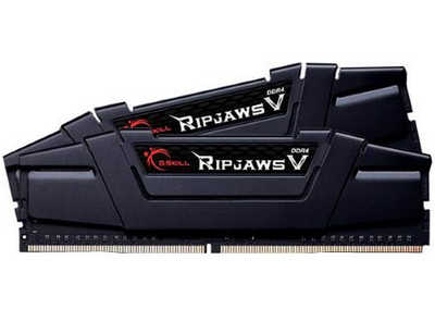 16GB DDR4 G.Skill Ripjaws V F4-3200C16D-16GVKB 3200MHz CL16-18-18-38-2N (2x8GB)