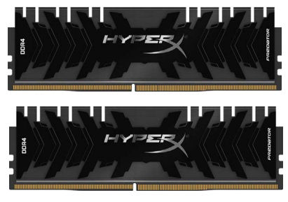 16GB DDR4 Kingston HyperX Predator HX432C16PB3K2/16 Heat Spreader 3200MHz CL16 (2x8GB)